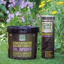 Carbon Gold GroChar Soil Improver 1kg