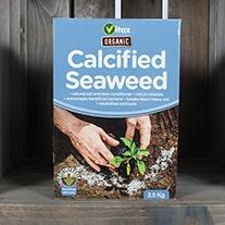 Calcified Seaweed Fertiliser 2.5kg
