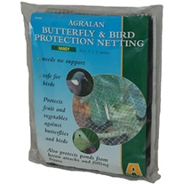 Plant Protection Butterfly & Bird Netting(10x2m)