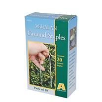 Ground Staples (Pack of 20)
