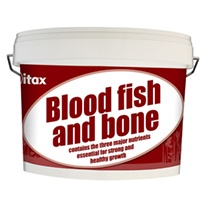 Blood, Fish & Bone Organic-based Fertiliser 10kg
