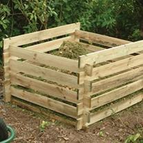 Garden Waste Composter