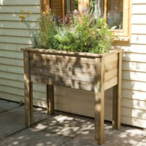 Bamburgh Garden Planter Table