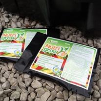 Quadgrow Nutrigrow Fertiliser Refill Sachets