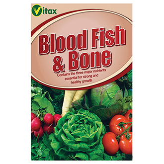 Blood, Fish & Bone Fertiliser 1.25kg