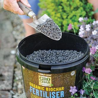 Carbon Gold GroChar Fertiliser 2.5kg