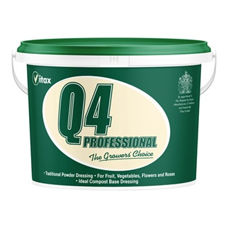 Q4 All-purpose Fertiliser 10kg