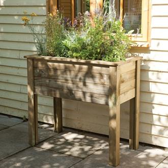 Bamburgh Garden Planter Table