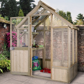 Vale Greenhouse 6x4