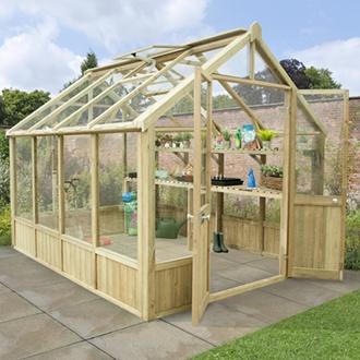 Vale Greenhouse 10x8