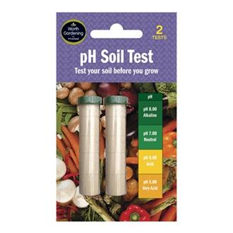 Soil pH Test (2 Tests)