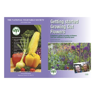 Getting Started with Growing Cut Flowers Book
