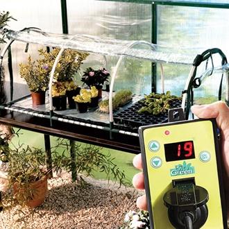 Heated Plant Jumbo Propagator