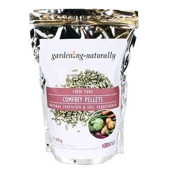 Comfrey Pellets Natural Fertiliser 1.5kg
