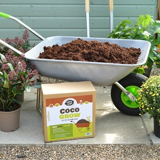 Coco Grow Peat Free Pure Coir Compost