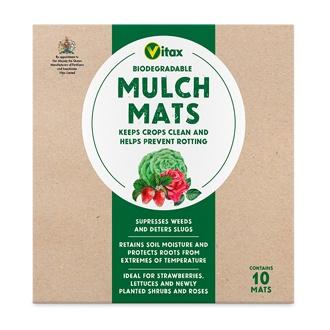 Biodegradable Plant Protection Mats
