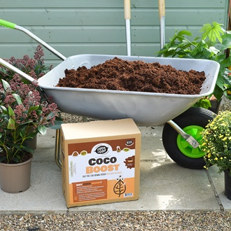 Coco Grow Pure Coir Compost Boost