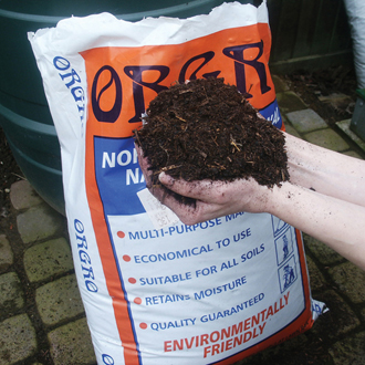 Orgro Concentrated Manure Fertiliser