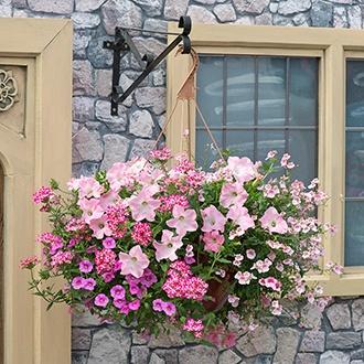 Bridal Bouquet Basket Mix