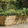 Caledonian Wooden Trough